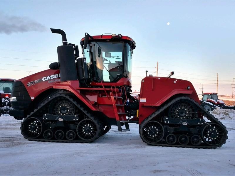 2016 Case IH Steiger 470 QuadTrac Tractor