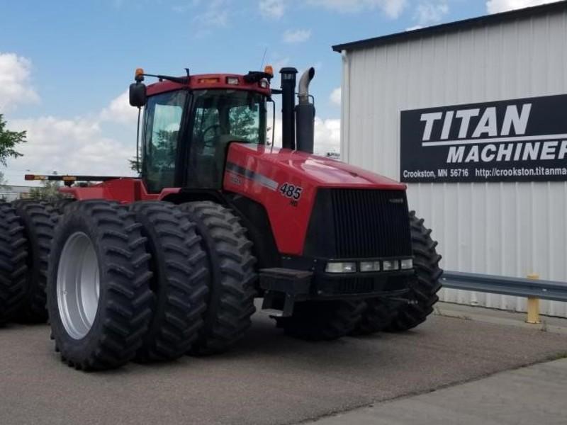 2008 Case IH Steiger 485 Tractor