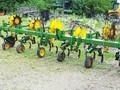 1995 John Deere RM630 Cultivator