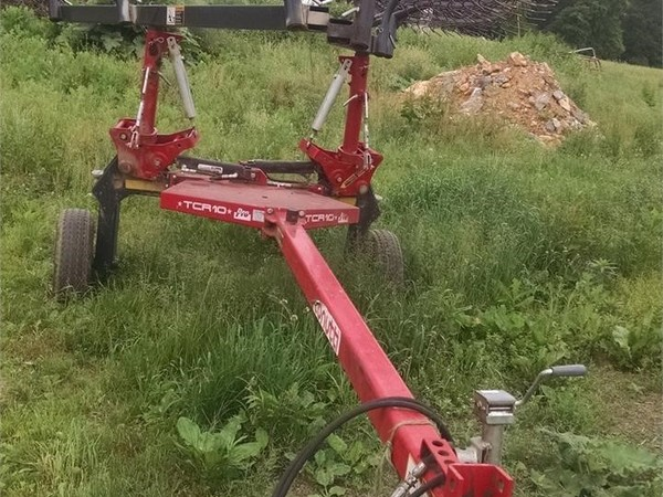 Used Tonutti Rakes for Sale | Machinery Pete