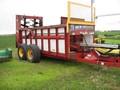 New Holland Hydrabox 550V Manure Spreader
