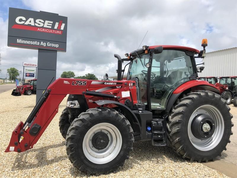 2014 Case IH Maxxum 140 Tractor