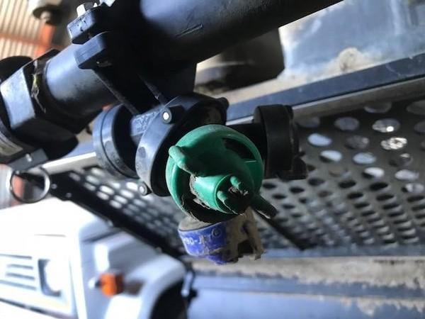2010 Case IH Precision Spray 160 Pull-Type Sprayer