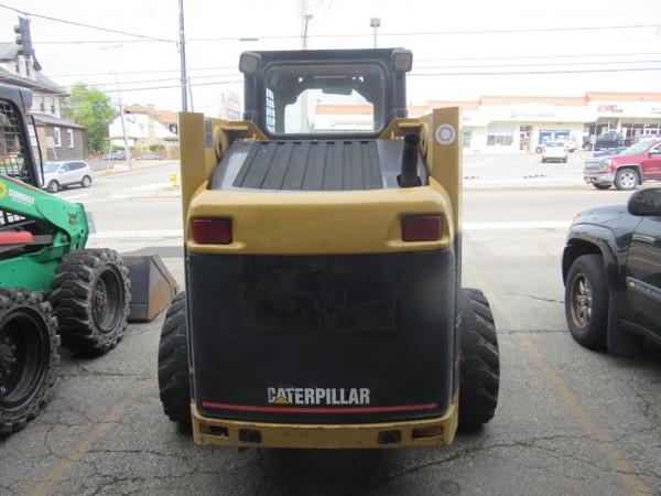 2002 Caterpillar 246 Skid Steer