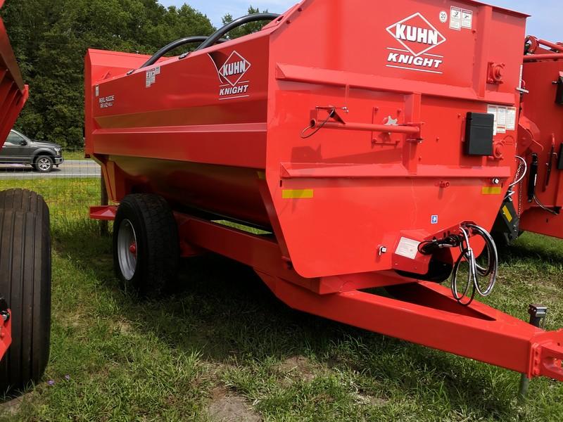 2017 Kuhn Knight RA142 Grinders and Mixer