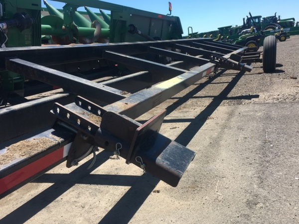 Maurer 36' Header Trailer