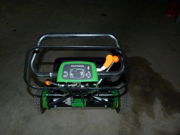 2017 John Deere 260SL Lawn and Garden