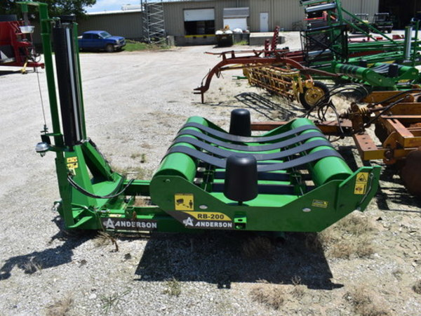2018 Anderson RB200 Bale Wrapper