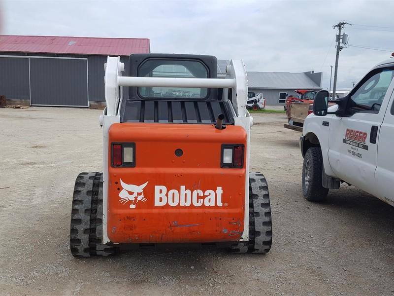 2013 Bobcat T190 Skid Steer