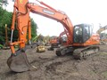 2014 Doosan DX180 LC-3 Excavators and Mini Excavator