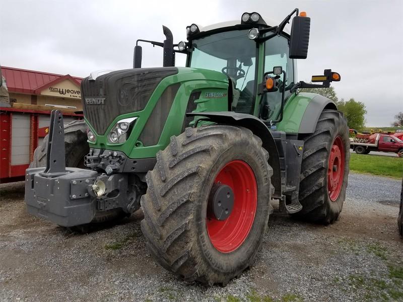 2014 Fendt 930 Vario Tractor