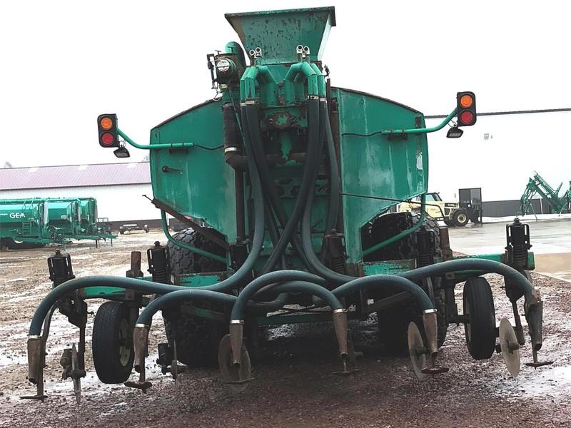 2002 Houle EL48-6D7300 Manure Spreader