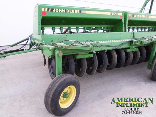 1993 John Deere 9400 Combine