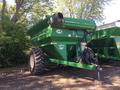 2010 J&M 620-14 Grain Cart