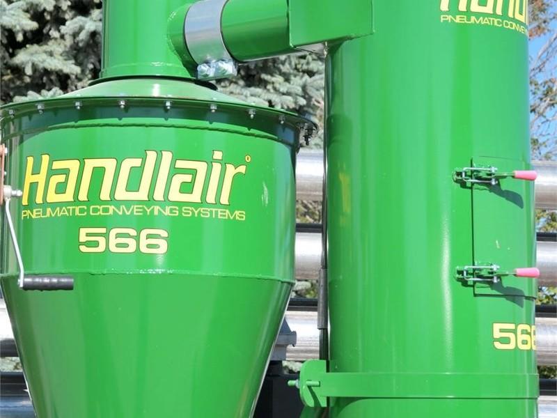 2019 Handlair 566 Grain Vac