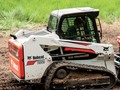 2018 Bobcat T550 Skid Steer