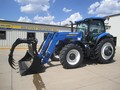 2016 New Holland T6.155 100-174 HP