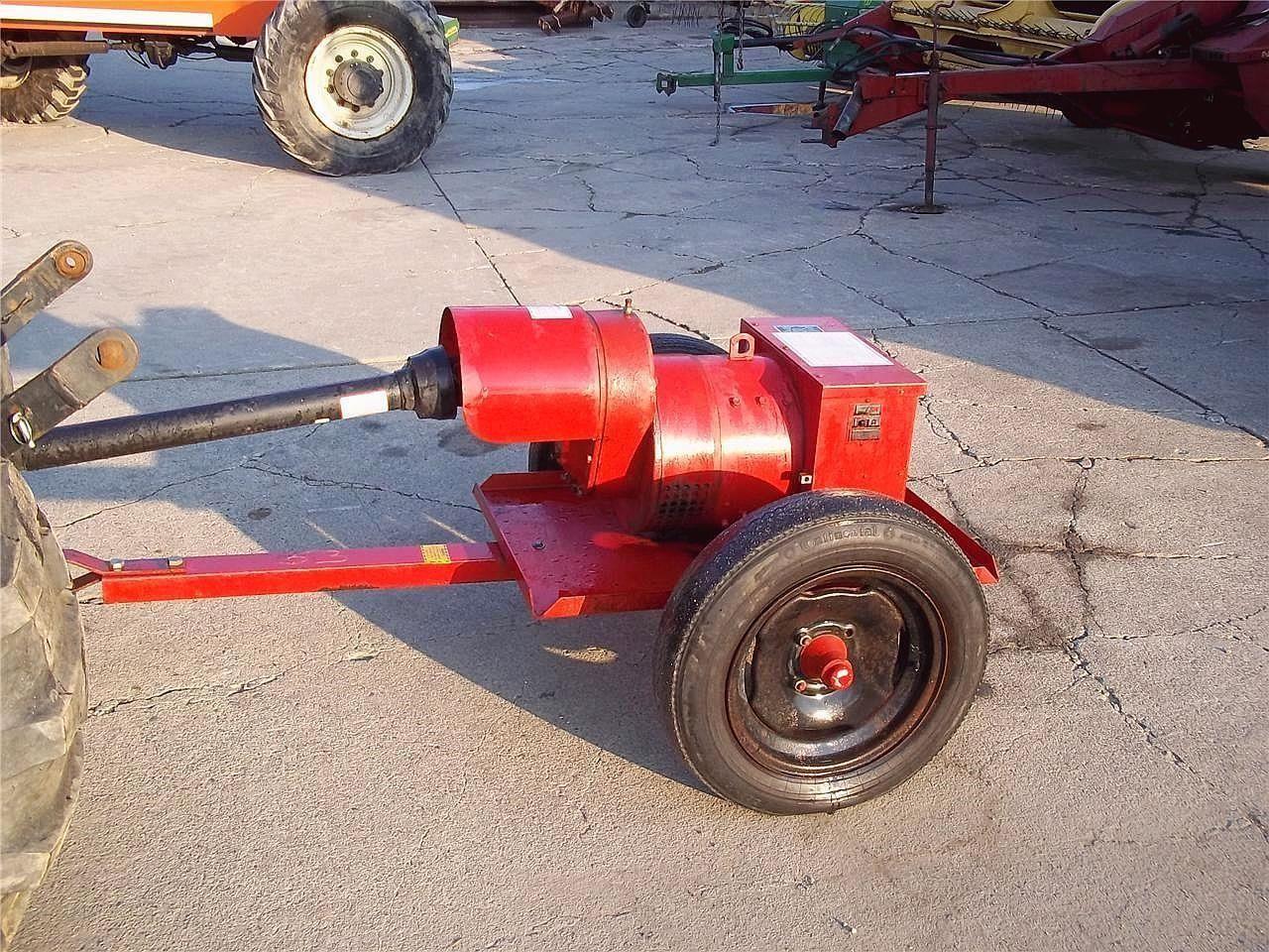 1983 Winpower 25 KW Generator