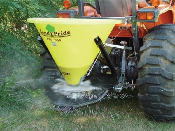 2019 Land Pride FSP500 Pull-Type Fertilizer Spreader