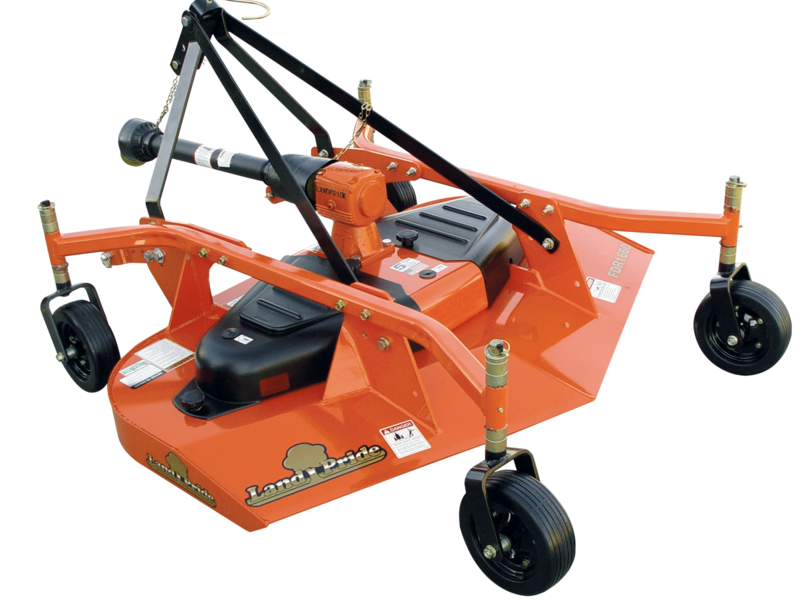 2019 Land Pride FDR1660 Rotary Cutter