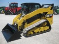 2012 Caterpillar 299D Skid Steer