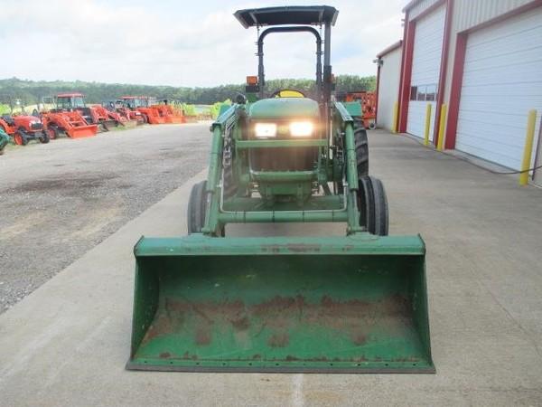 2010 John Deere 5045D Tractor