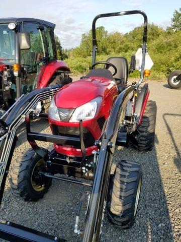 2018 Yanmar SA324 Tractor