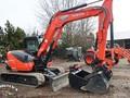 Kubota KX080-4 Excavators and Mini Excavator