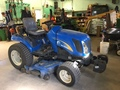 2008 New Holland T1110 Tractor