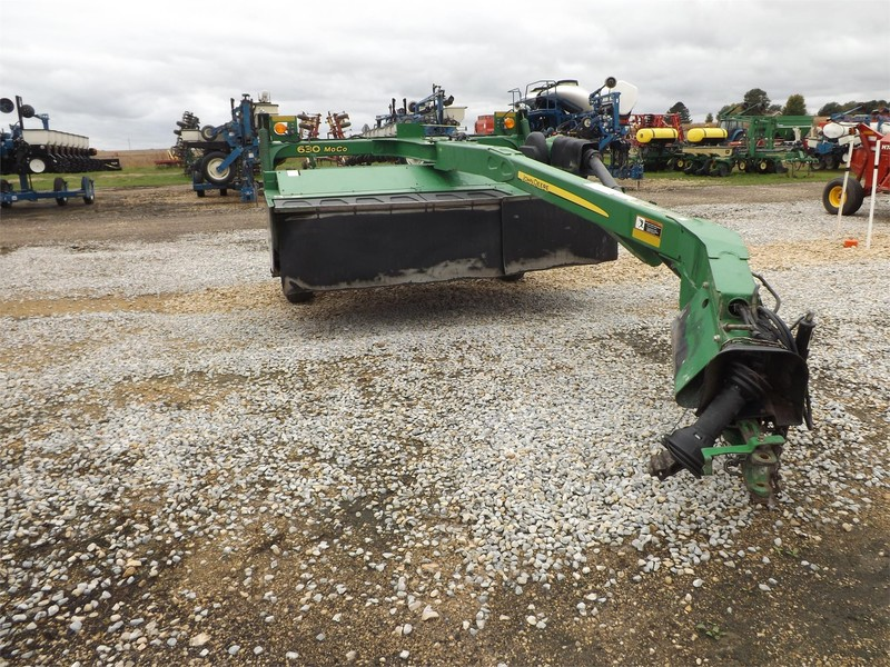2009 John Deere 630 Mower Conditioner