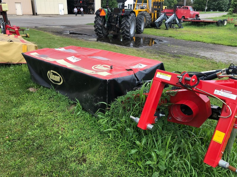 2016 Vicon Extra 124 Disk Mower