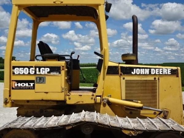 1999 John Deere 650G Dozer