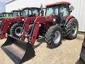 2011 Case IH Maxxum 120 Pro Tractor
