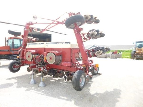1998 Case Ih 955 Planter Grundy Center Ia Machinery Pete