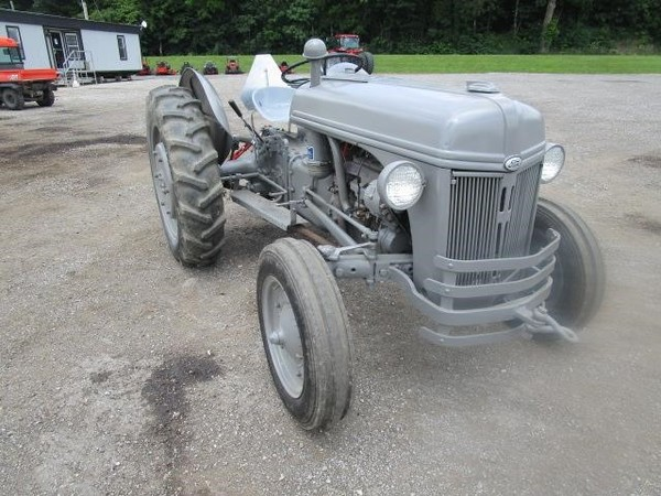 9n Ford Tractor >> Used Ford 9n Tractors For Sale Machinery Pete