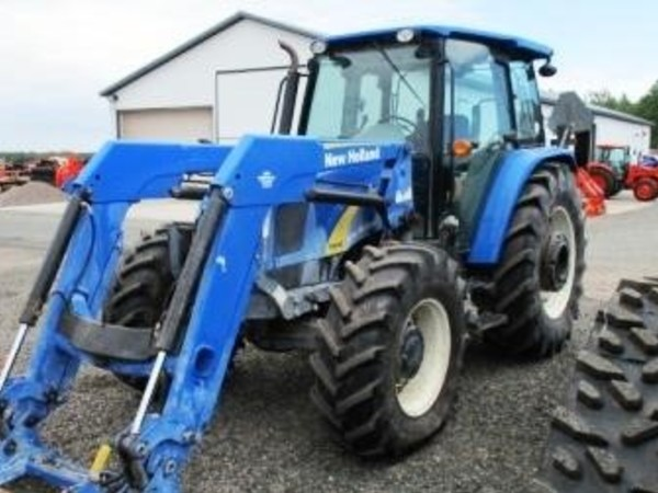 Used New Holland T5050 Tractors for Sale | Machinery Pete