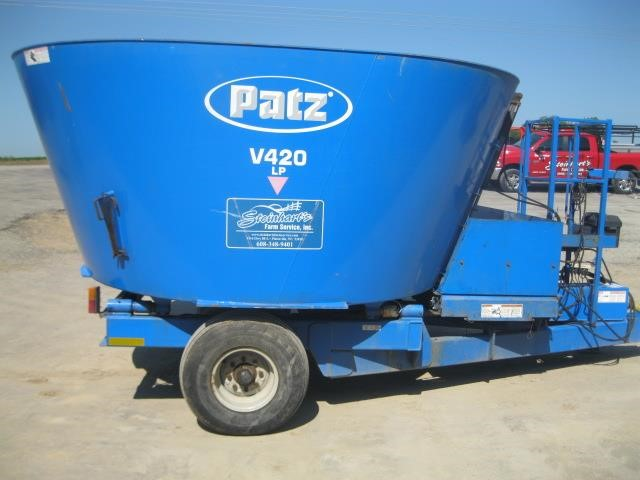 Patz 500 Grinders and Mixer
