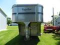 2002 Kiefer Built Livestock Trailer Livestock Trailer