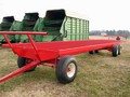 2018 Creekbank Welding 36 Bale Wagons and Trailer