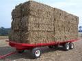 2020 Creekbank Welding 36 Bale Wagons and Trailer