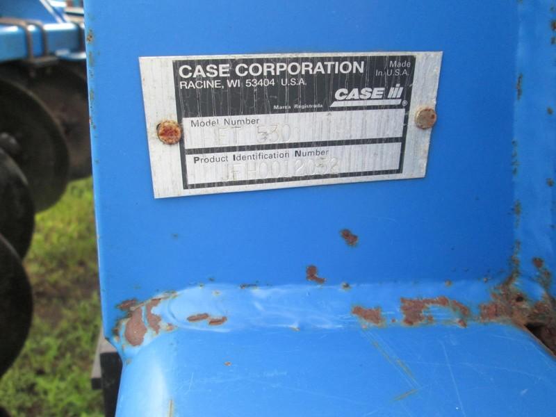 Case IH Ecolo-Tiger 530B Disk Chisel