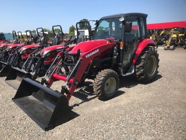 2018 Yanmar YT359 Tractor