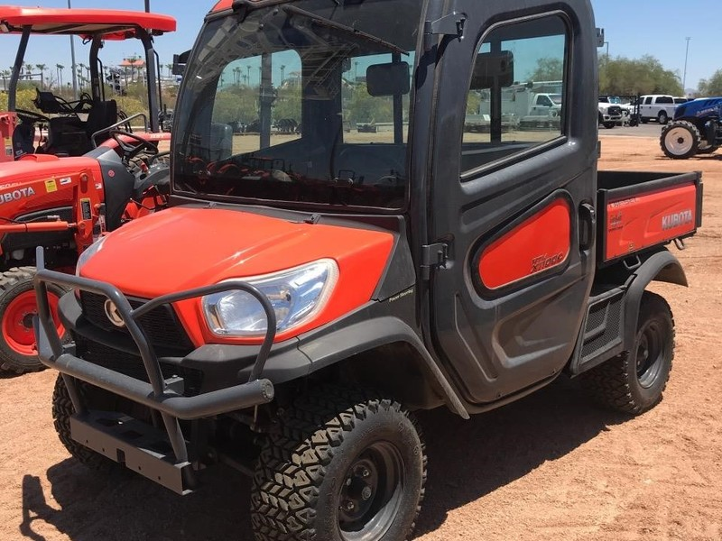 Used Utility Vehicles >> Used Kubota Rtv X1100c Atvs And Utility Vehicles For Sale
