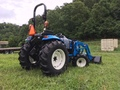 2022 LS MT345 Tractor