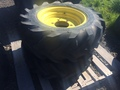 Goodyear 10.5X80X18 (2) Wheels / Tires / Track