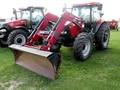 2008 Case IH Maxxum 125 Pro Tractor