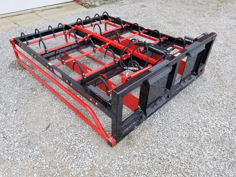 2019 Maxilator AccumaGrapple Elite Loader and Skid Steer Attachment