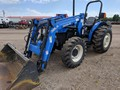 2003 New Holland TN75 Tractor