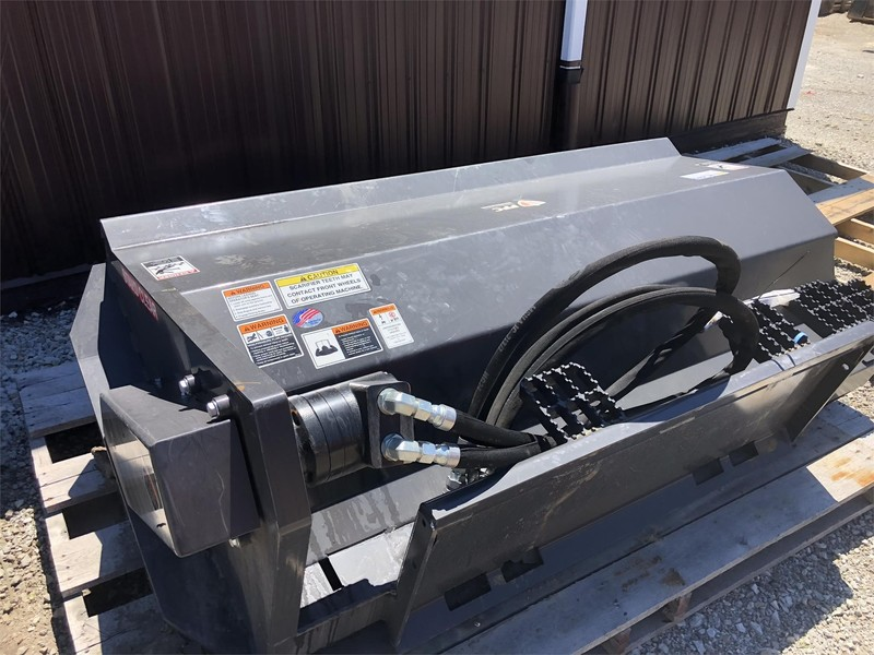 """2018 FFC 78""""HIFLOW Loader and Skid Steer Attachment"""