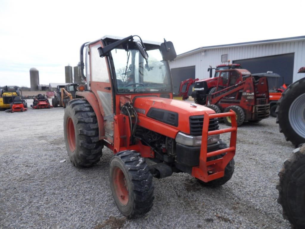 2004 Kubota L4630D Tractor